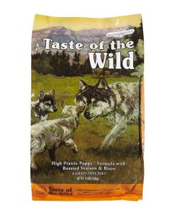 taste of the wild high prairie puppy pentru caini juniori