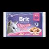 hrana umeda Brit Premium Cat Multipack Delicate Dinner Plate in Jelly