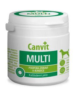 canvit multi supliment alimentar pentru caini adulti multivitamine