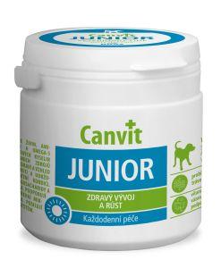 canvit junior supliment alimentar pentru caini juniori
