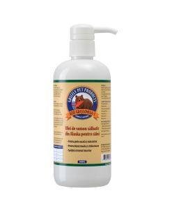 Grizzly Ulei Somon 500 ml pentru caini si pisici grizzly salmon oil