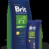Hrana Brit Premium Senior XL premium pentru caini varstnici, peste 6 ani, de talie foarte mare