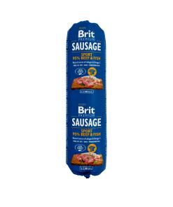 Brit Premium Salam Sport cu carne de vita
