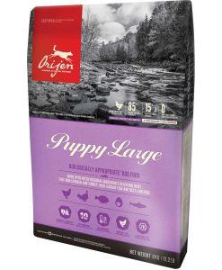 hrana orijen junior talie mare puppy large breed pentru caini juniori de talie mare