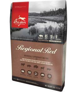 hrana caini Orijen Regional Red pentru toate rasele