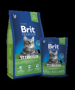 Brit Premium Cat Sterilized