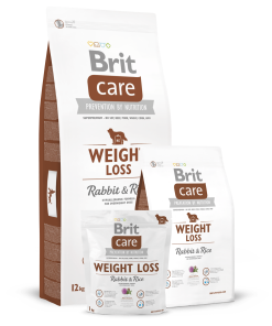 hrana caini Brit Care Weight Loss Iepure si Orez