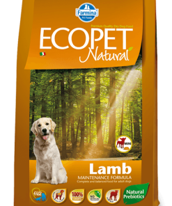 Hrana uscata Ecopet Natural Miel Mini