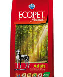 hrana caini ecopet adult maxi