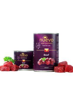 hrana umeda Nuevo Cat Vita pentru pisici adulti