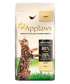 Hrana uscata pisici Applaws Pui