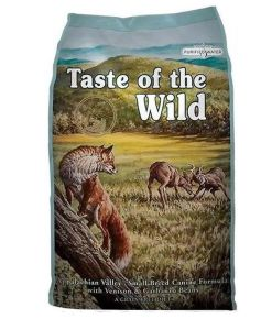 hrana caini taste of the wild appalachian valley small breed pentru caini de talie mica
