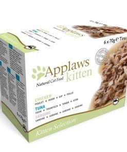 hrana umeda pisici Applaws kitten multipack selection