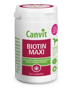 supliment alimentar pentru ingrijirea balnii canvit biotin maxi