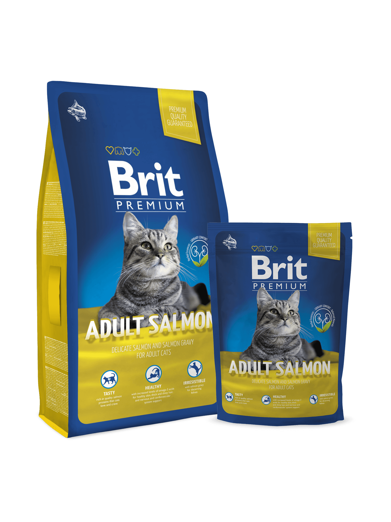 Brit Premium Cat Adult Somon