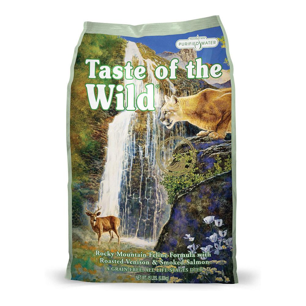 Hrana pisici Taste Of The Wild Rocky Mountain