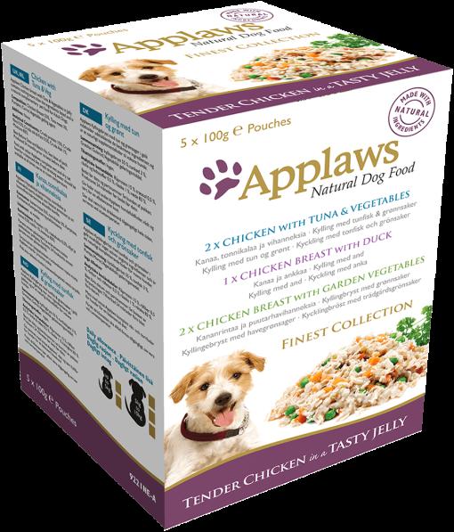 applaws hrana umeda pentru caini finest selection plicuri