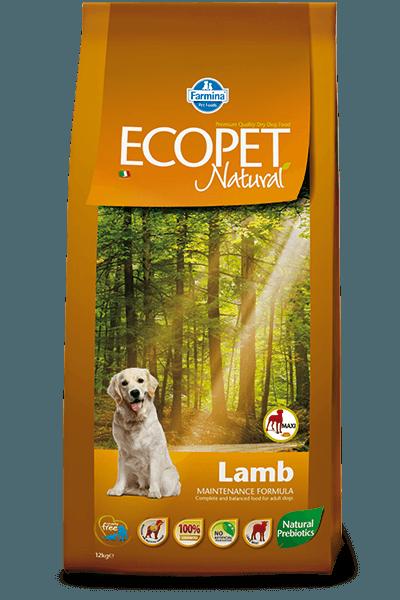 Hrana uscata Ecopet Natural Miel Maxi