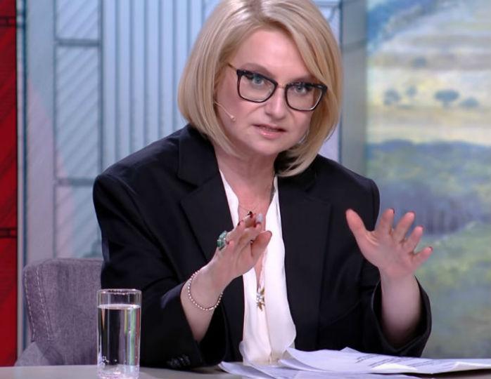 «Богиня!»: Хромченко научила делать из дневного костюма выходной наряд