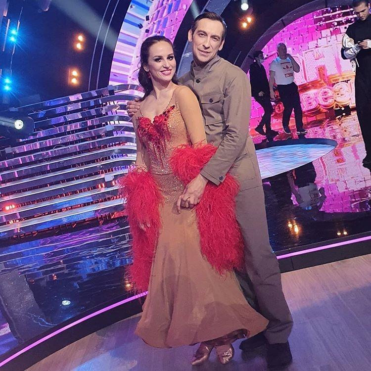 Артём Ткаченко признался, что к шоу «Танцы со звёздами» его готовит трёхлетний сын Степан