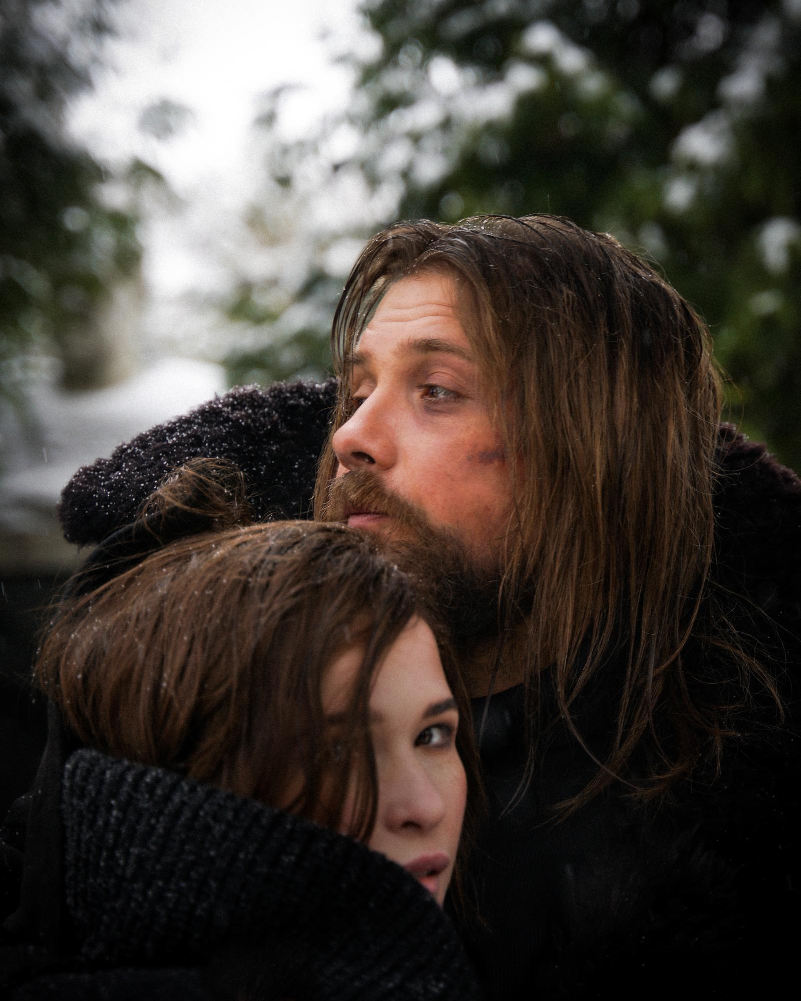 Состоялась премьера трейлера сериала «Отец Сергий» с Лукерьей Ильяшенко и Романом Маякиным