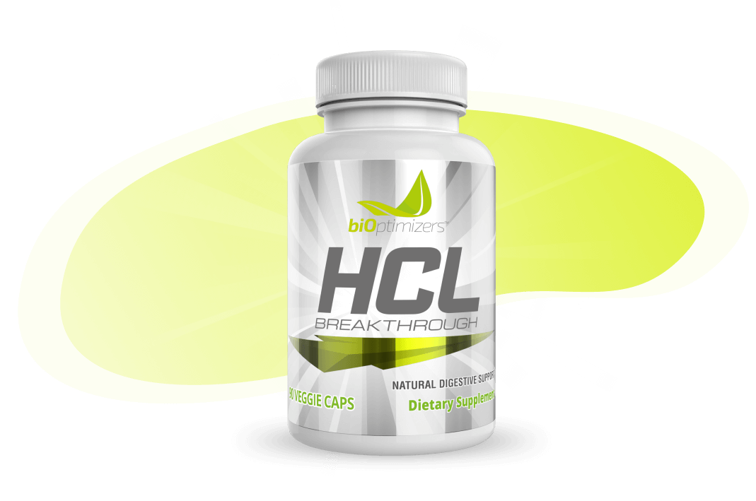 HCl Breakthrough - ALL natural source of betaine hydrochloric acid