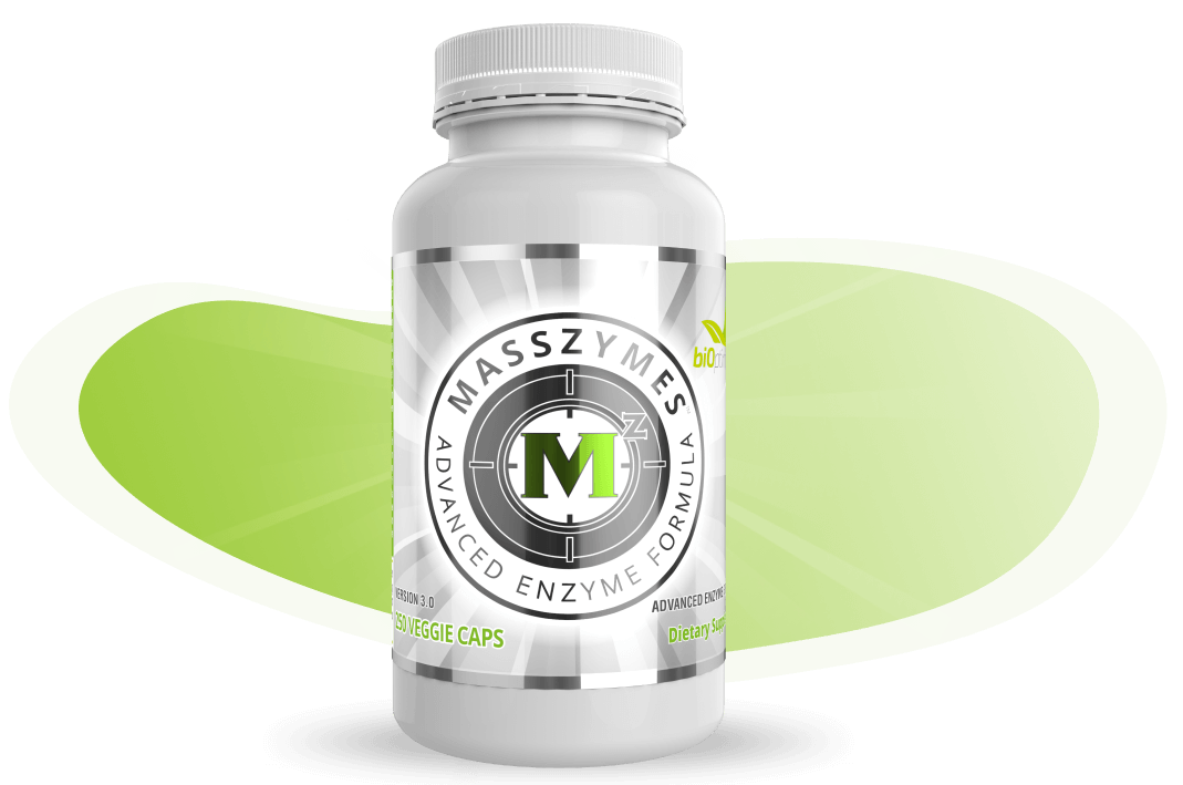 MassZymes - Potent Proteolytic Digestive Enzymes