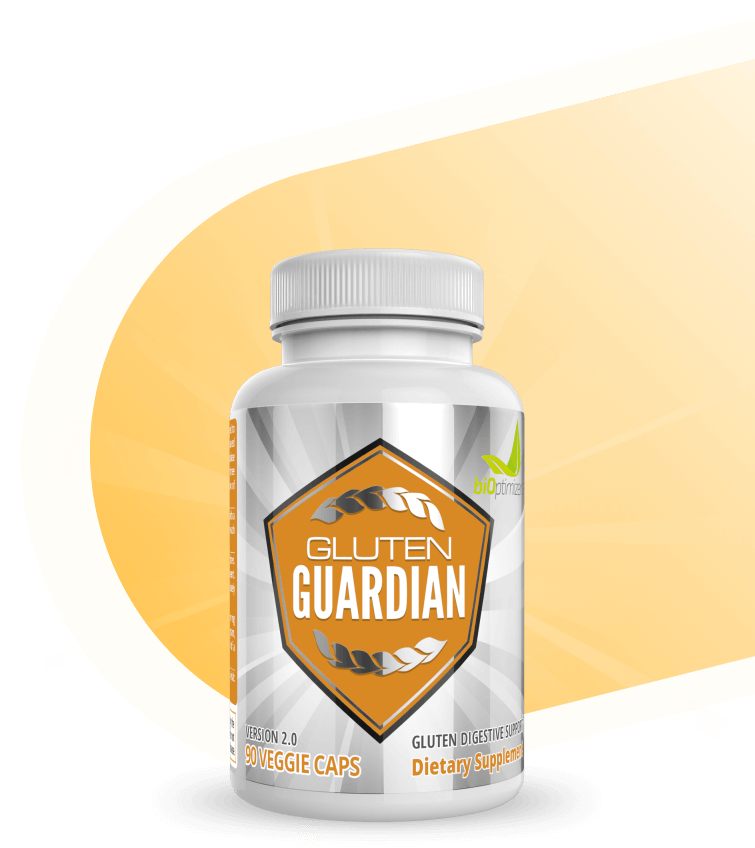 Gluten Guardian - #1 Way to Defend Your Gut and Body Against Gluten