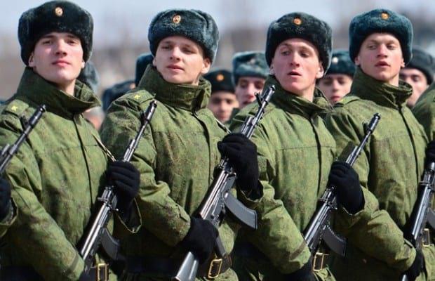 Получение загранпаспорта для военнослужащих РФ