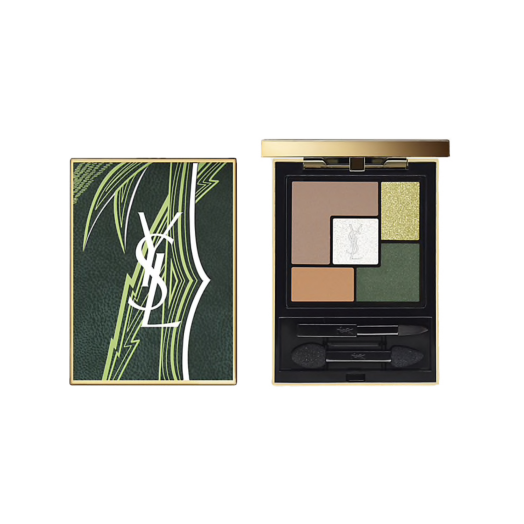 642fa6299e2b6 SAINT LAURENT. Luxuriant Haven Couture eye palette collector. Inspired by a  lush jungle escape, this limited edition eyeshadow palette from Saint  Laurent ...