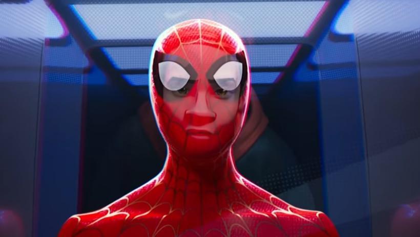 В мультфильме «Человек-паук: Через вселенные» спрятана «пасхалка» из киноверсии 2002 года