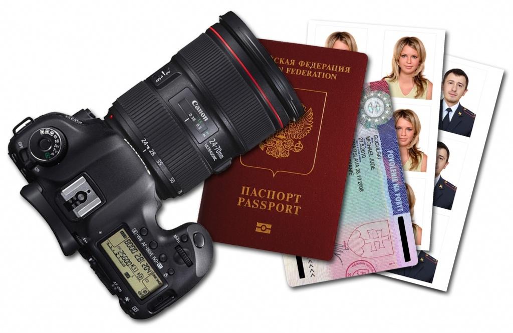 Сколько по закону нужно фотографий на замену паспорта в 2019 году