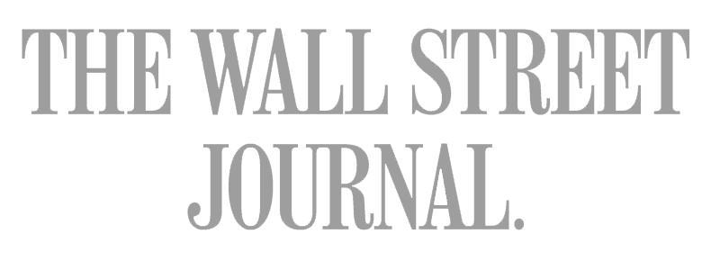Greyscale Logo For The Wall Street Journal