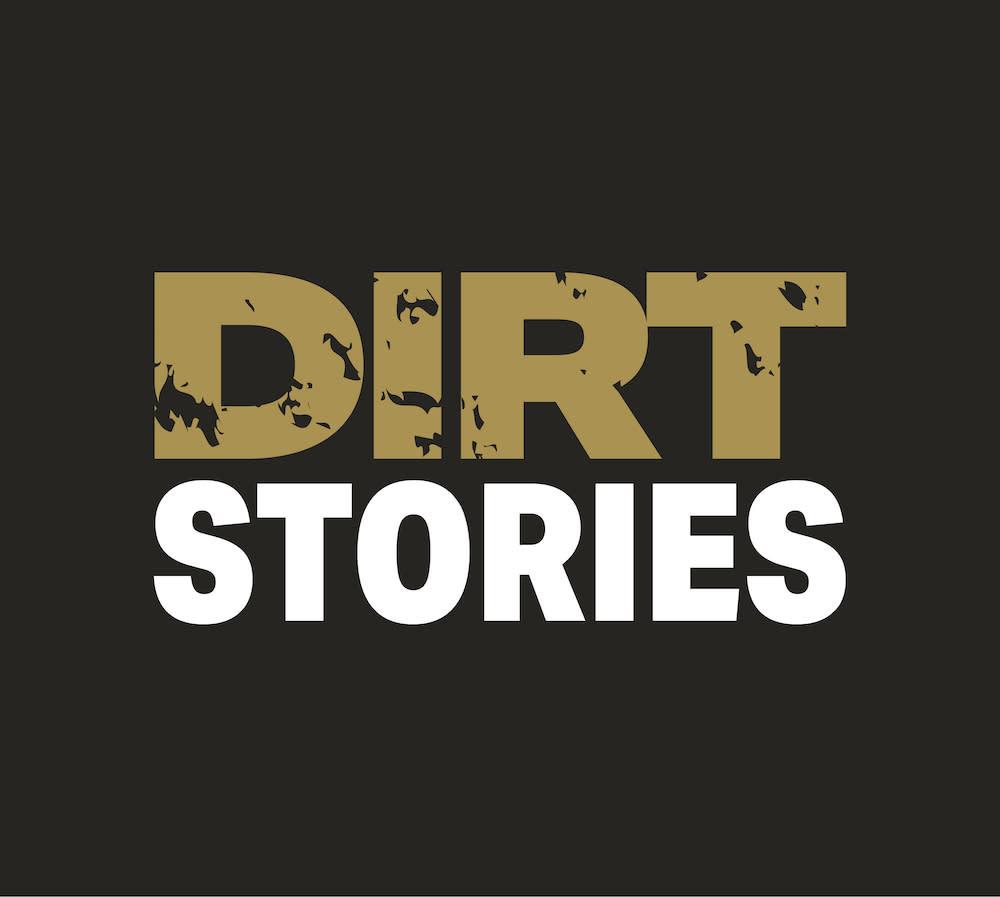 DirtStories logo for DOZR