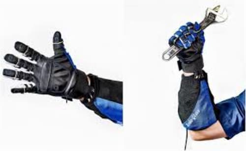 Hand and wrist exoskeleton