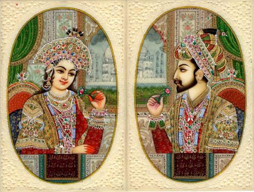 jhah-jahan-and-mumtaz-mahal