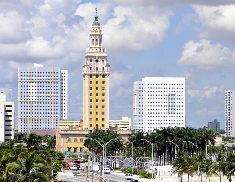 Building the Miami Freedom Tower