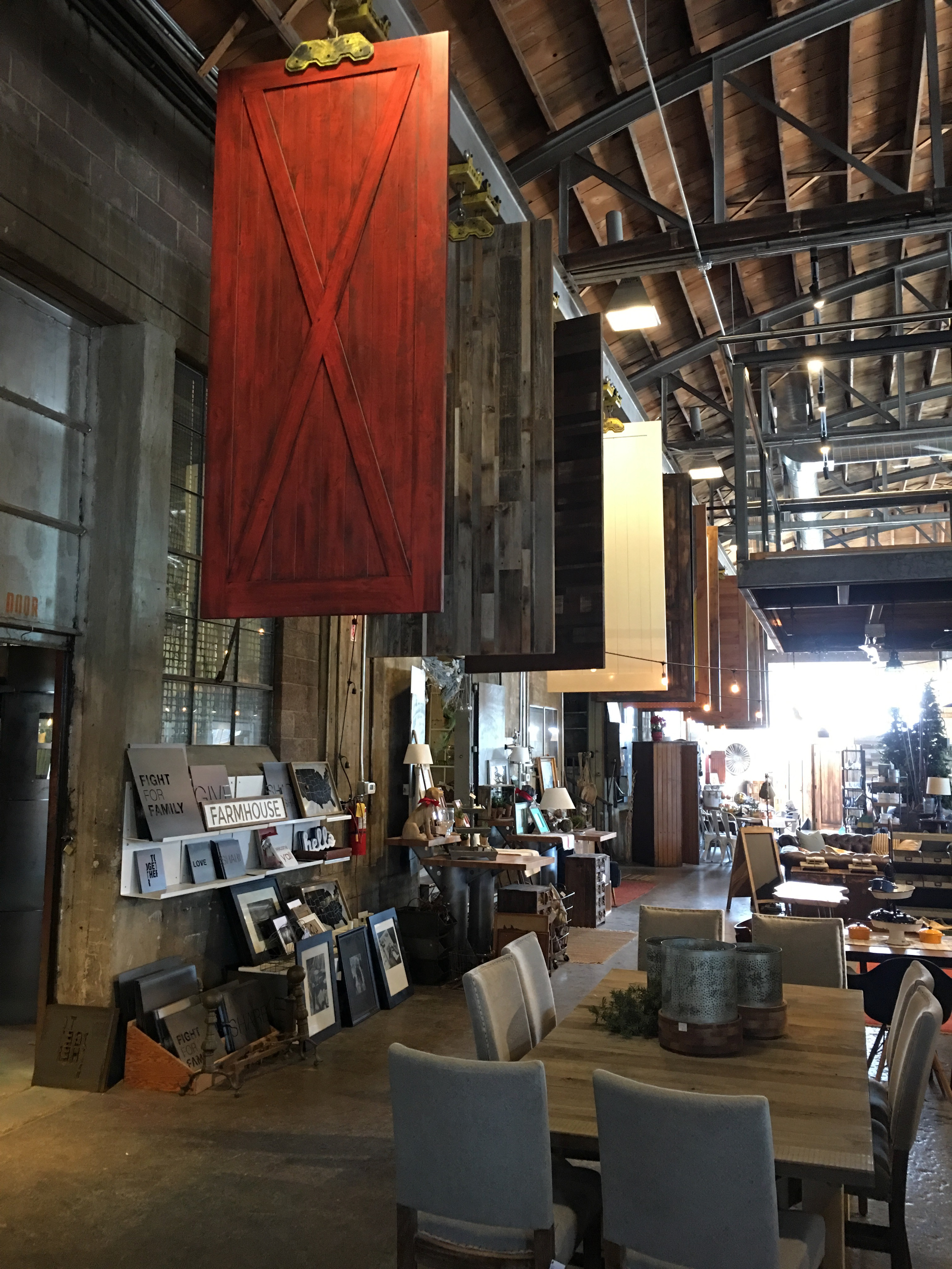 For true lifestyle inspiration and home decor, visit the Rustica Hardware Showroom!