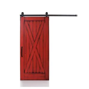 Red Barn Door Clip Art z barn door | sliding barn doors, barn door hardware & more