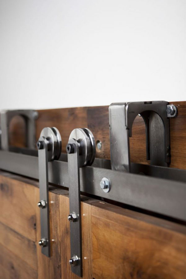 Specialty Barn Door Systems: Bypass & Biparting | Rustica Hardware