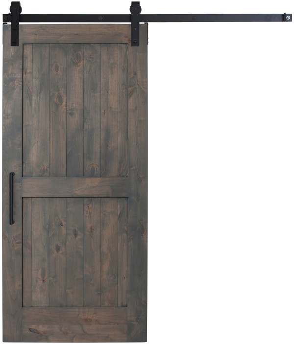 Barn doors interior sliding glass wood more for Sliding panel doors interior