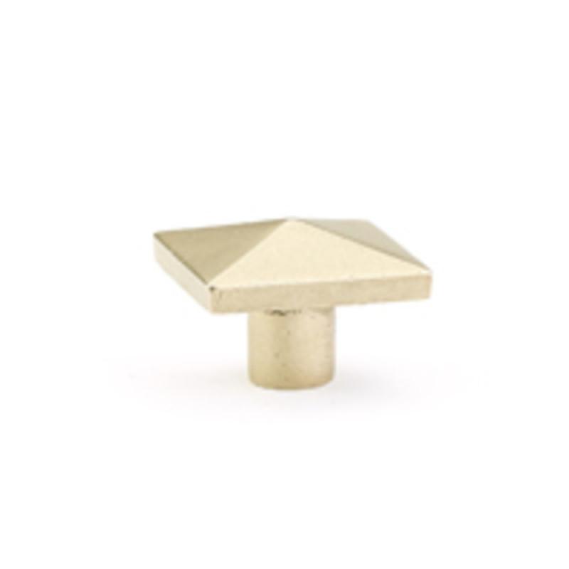Sandcast Bronze Square Knob 1-5/8