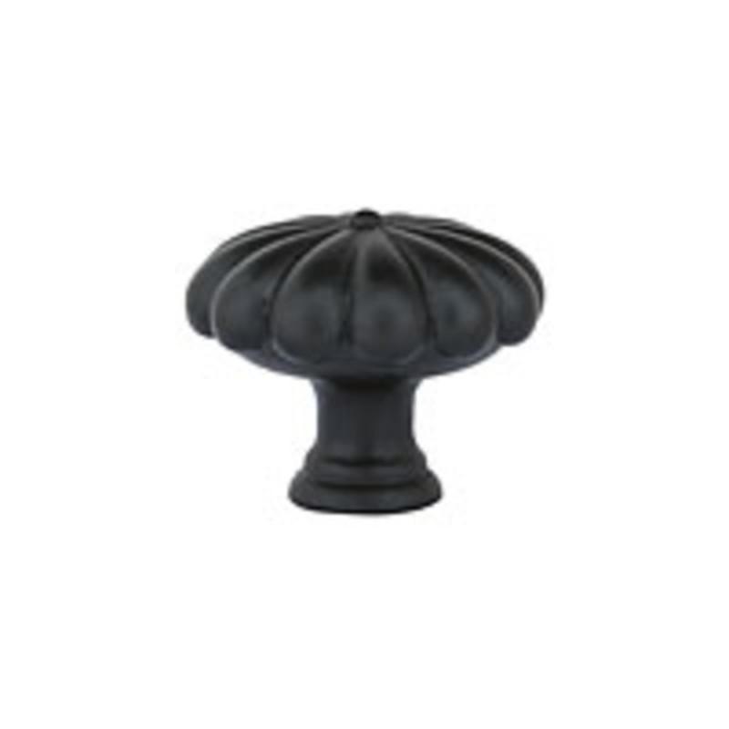 Tuscany Bronze Fluted Knob 1-1/4