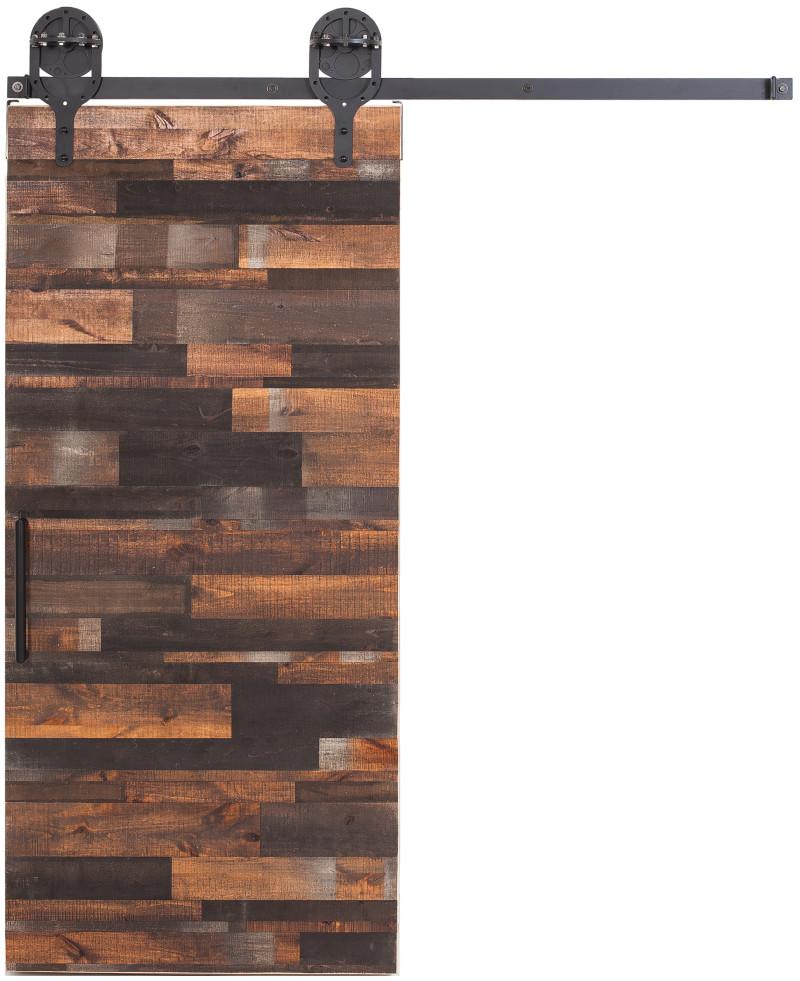Reclaimed Wood Barn Door Reclaimed Sliding Barn Doors Rustica