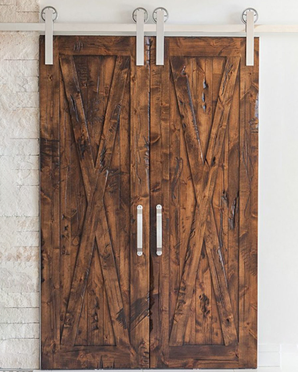 Sliding Barn Doors Barn Door Hardware More Rustica Hardware