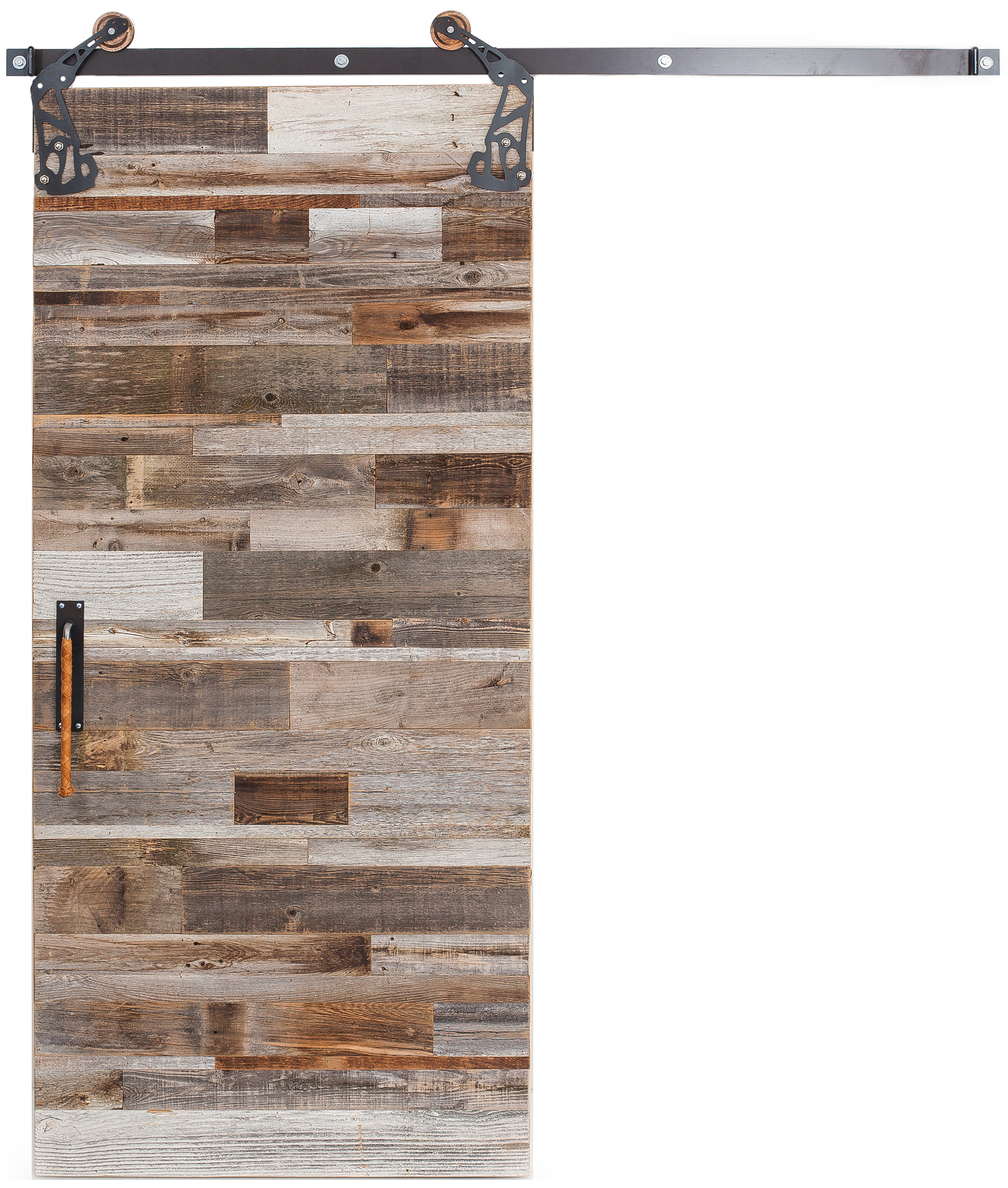 Reclaimed Wood Barn Door Interior Amp Sliding Rustica