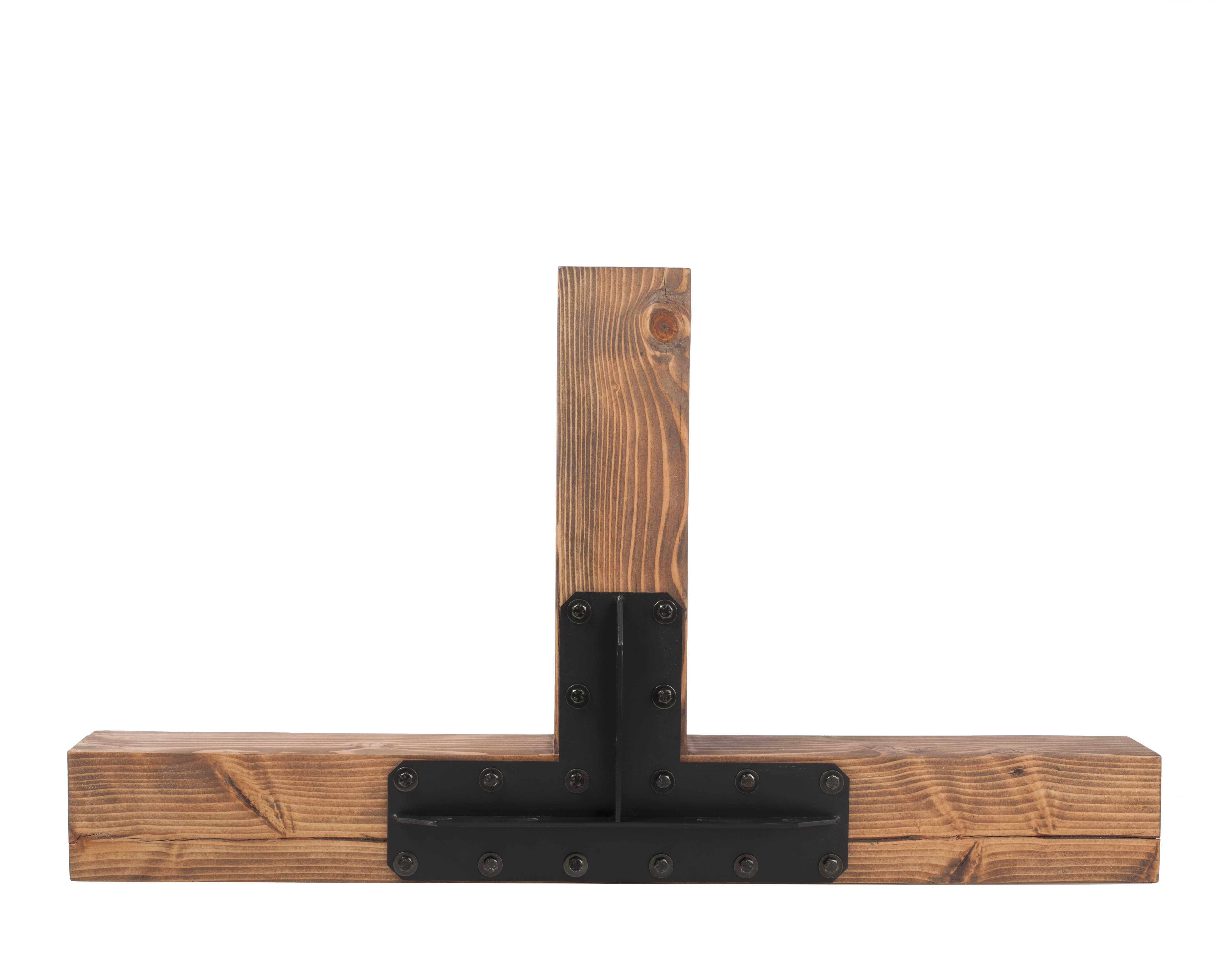 Tanto Timber Plate & Connector Bracket | Rustica Hardware