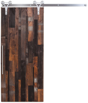 Vertical Rustica Reclaimed Barn Door