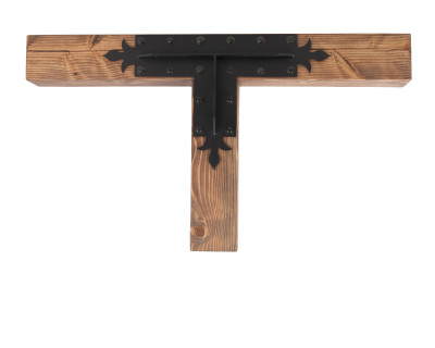 Timber Trusses, Brackets & Connector Plates | Rustica Hardware