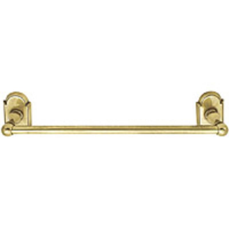 Brass Towel Bar 30in